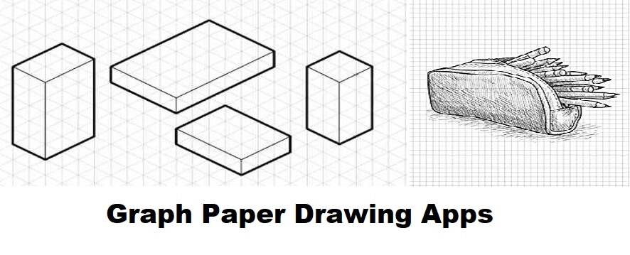 graph paper drawing apps